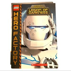 Legion of Darkness (LEGO Hero Factory). Mission #2
